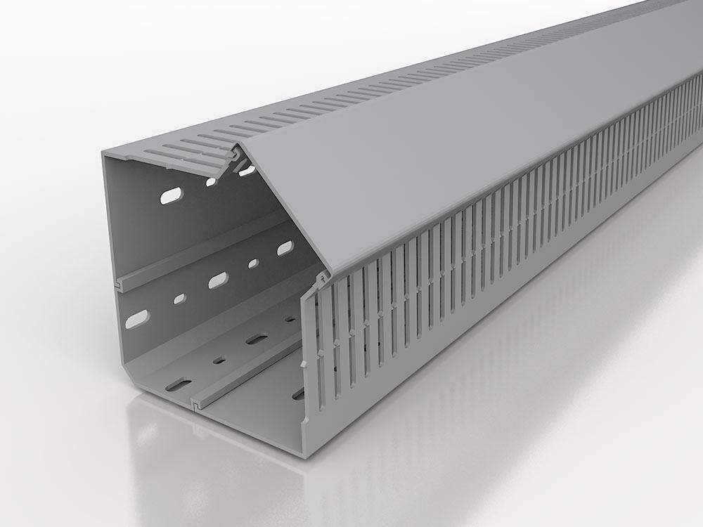 Canali angolari per quadri elettrici
