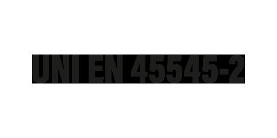 UNI EN 45545-2