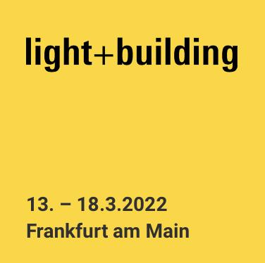 Light + Building 2022 – FRANKFURT 13/18 March
